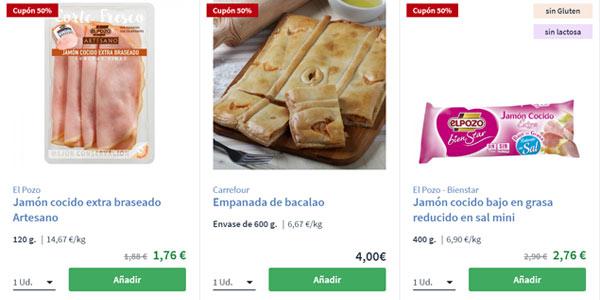 Promoción Carrefour 50% de devolución en tus compras Que vuelve Junio