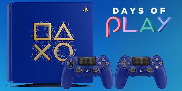PS4 Edición Days Of Play
