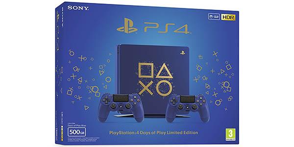 PS4 Edición Days Of Play barata