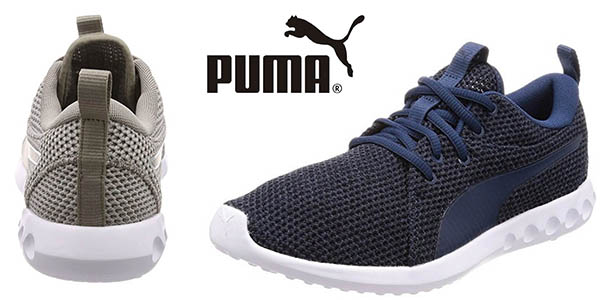 Puma Carson 2 Nature Knit zapatillas de running baratas