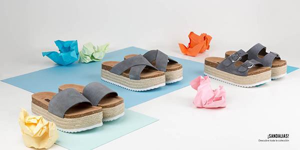 rebajas de verano en zapatos de Zatro con diseños casuales