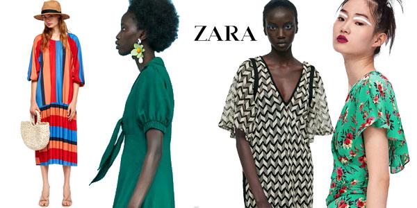 Rebajas de verano Zara 2018 Mujer
