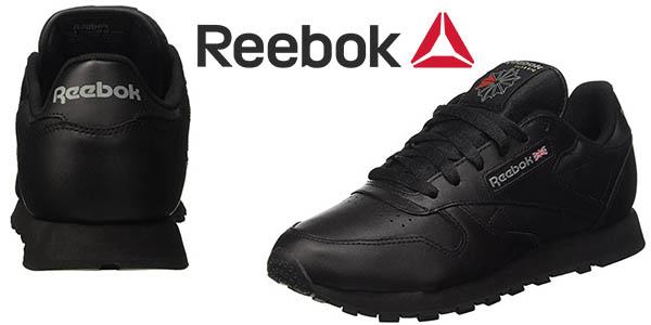 d03c9035a Chollazo Zapatillas Reebok Classic Leather para mujer por sólo 39