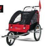 Remolque de bicicleta para niños Fitfiu de 2 plazas barato en eBay
