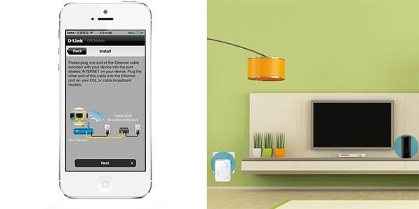 Repetidor WiFi D-Link DAP-1330 en Amazon