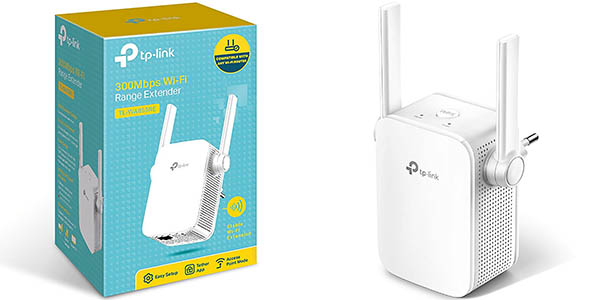 Repetidor WiFi TP-Link N300 TL-WA855RE