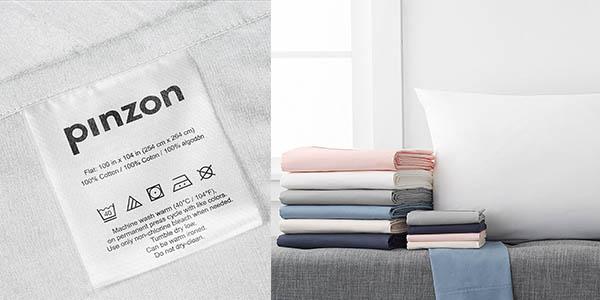 sábanas bajeras en algodón orgánico para cuna de bebé oferta