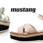 Sandalias Mustang Melinda para mujer en tres colores chollazo en eBay