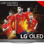Smart TV OLED LG 55E7N UHD 4K HDR Dolby Atmos