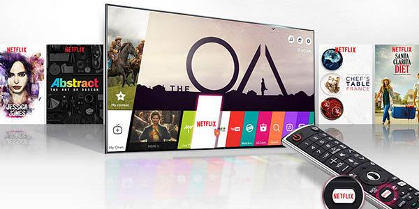 Smart TV OLED LG 55E7N UHD 4K barato