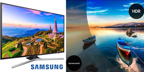 Smart TV Samsung UE55MU6125 UHD 4K en oferta
