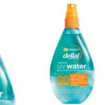 Spray Protector Garnier Delial Transparente UV Water IP30 barato en Amazon