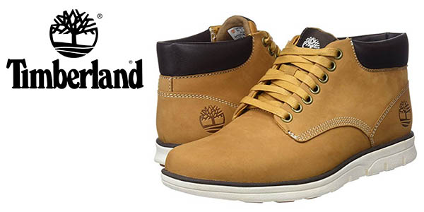 Timberland Bradstreet Leather Sensorflex botas chukka baratas