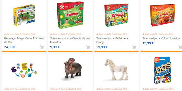 ToyRus Días sin IVA en juguetes y productos infantiles chollos