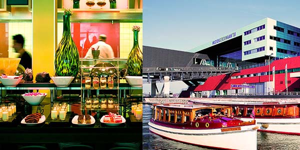 viaje a Ámsterdam Holanda en pareja chollo