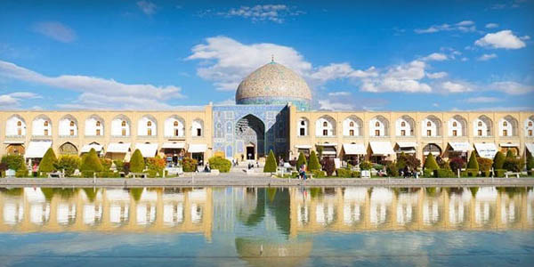 viaje a Irán barato junio 2018
