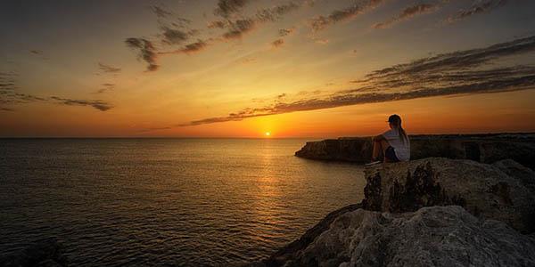 Vuelos baratos a Menorca en verano
