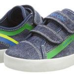 Zapatillas deportivas Geox J Kilwi en denim para niños baratas en Amazon