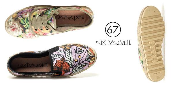 Zapatillas Gaudí y Monet SixtySeven para mujer chollo en eBay