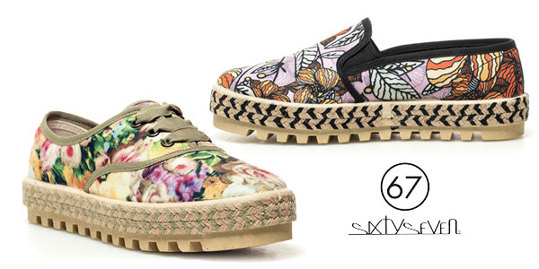 Zapatillas Gaudí y Monet SixtySeven para mujer baratas en eBay
