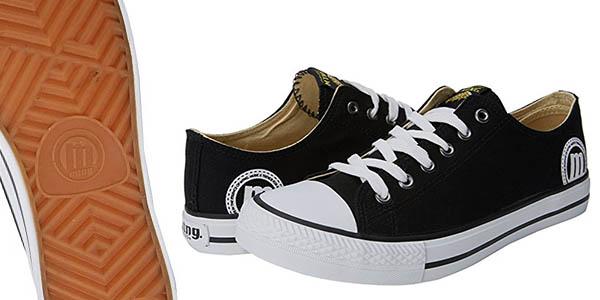 zapatillas Mustang Emi de imitación clásico diseño Converse All Star chollo