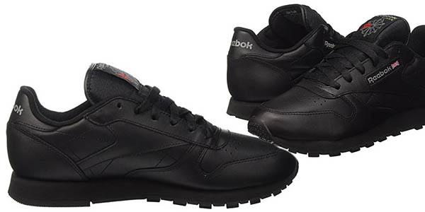 zapatillas Reebok Classic Leather chollo Amazon