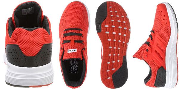 Zapatillas de running Adidas Galaxy 4 para hombre en oferta