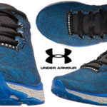 Zapatillas de running Under Armour UA Charged Bandit 3 de color azul para hombre en oferta