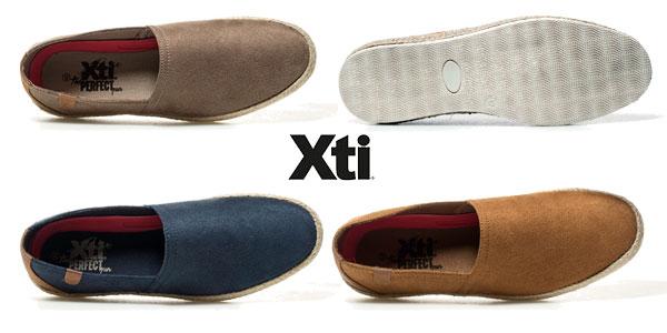 Zapatillas sin cordones Xti Cro en 3 colores para hombre chollo en eBay