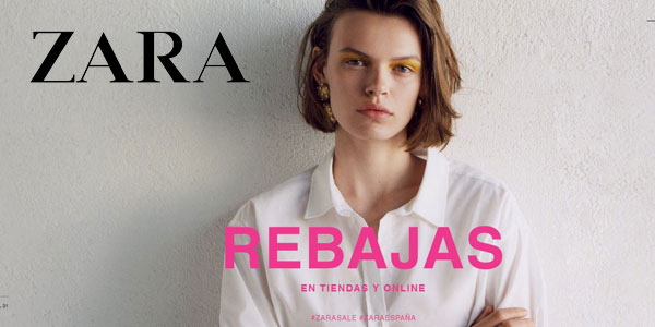 Rebajas de verano Zara 2018