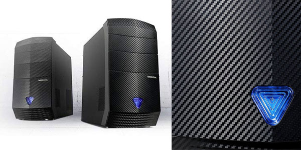 Ordenador Medion Erazer P4609 con i7 y nVidia Geforce GTX 1060 a buen precio en Amazon