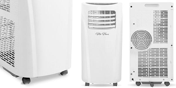 Aire acondicionado portátil Mc Haus Artic-10 de 1.765 frigorías barato