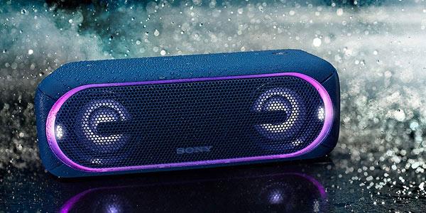 Altavoz portátil Sony SRS XB40L con Bluetooth al mejor precio en Amazon