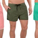 Bañador Blend Zion de secado rápido en varios modelos para hombre
