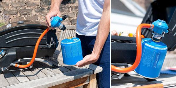 Barbacoa de gas Campingaz 1 Series Compact barata en Amazon