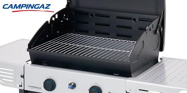 Barbacoa de gas Campingaz Xpert 100 L con 2 quemadores y 7,1 kw barata