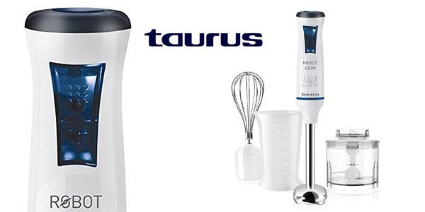 Comprar batidora de mano Taurus Robot 600 plus barata en Amazon