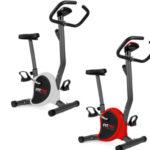 Bicicleta estatica regulable ultracompacta Fitfiu Fitness Best-100 roja o gris barata en eBay