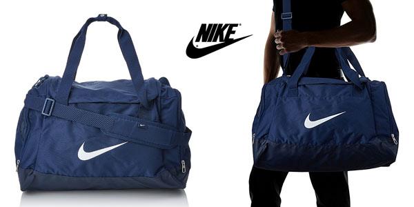 Bolsa de deporte Nike Club Team Swoosh Duffel S a buen precio en Amazon