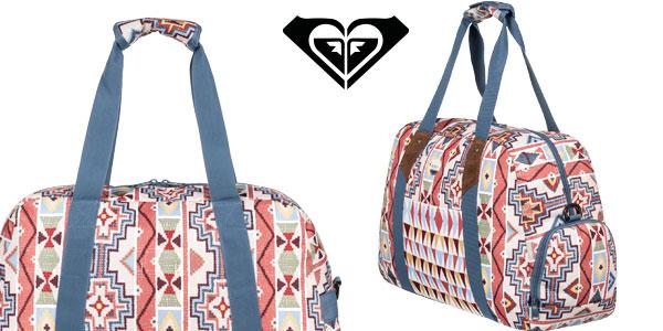 Bolsa de viaje mediana Roxy Sugar It Up con 3 diseños para mujer chollo en eBay