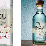 Botella de ginebra artesanal Jinzu con sake (700 ml) barata
