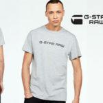 Camiseta G-STAR RAW Loaq de manga corta para hombre barata en Amazon