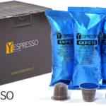 Pack 100 Cápsulas Nespresso compatibles Yespresso Expo15 barato en Amazon