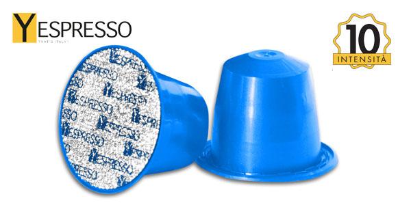Pack 100 Cápsulas Nespresso compatibles Yespresso Expo15 chollazo en Amazon