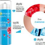 Chollo Crema hidratantede día Garnier Hydra Bomb de 50 ml para piel deshidratada