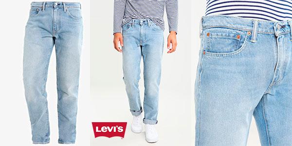 Chollo Pantalones vaqueros Levi's 511slim fit de color azul para hombre