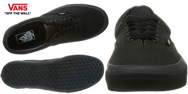 Chollo Zapatillas Vans Era de color negro para hombre