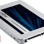 Disco SSD Crucial MX500 de 500 GB