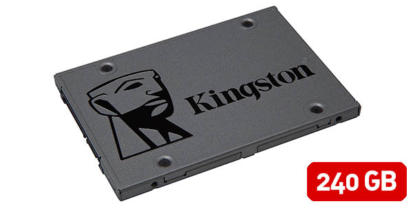Disco SSD Kingston SUV500 de 240 GB