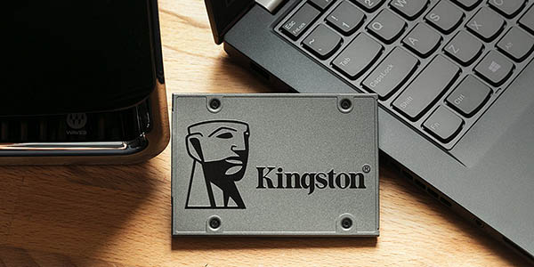 Disco SSD Kingston SUV500 de 240 GB en Amazon